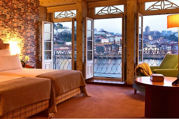 Places to stay in Porto