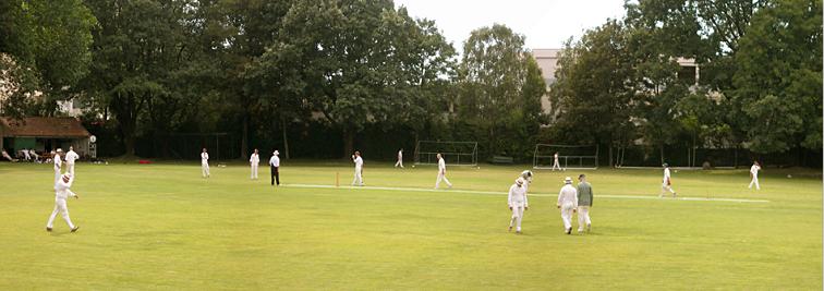 Oporto Cricket & Lawn Tennis Club in Porto