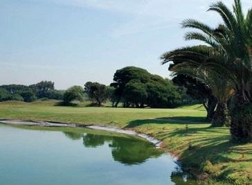 Oporto Golf Club Course in Porto