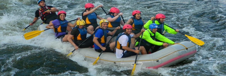 Rafting Geres in the Minho