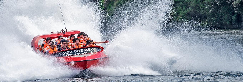 extreme jet boat
