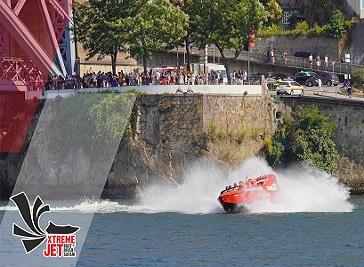 Xtreme Jet Boat River Safari, S.A. in Porto